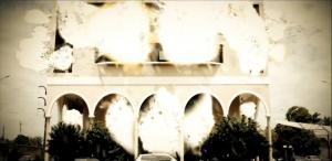 Imagem do curta-metragem A Missão.
